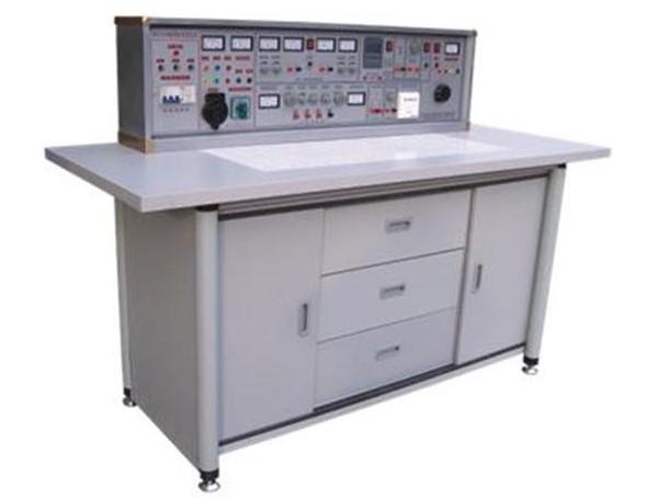 HKXK-745E通用電子實驗與電子技能實訓考核實驗室成套設備.電子實驗臺