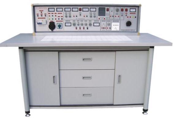HKXK-745D通用电工实验与电工技能实训考核实验室成套设备.电工实验台