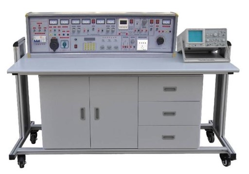 HKTY-19D通用智能型电工电子电力拖动实验台