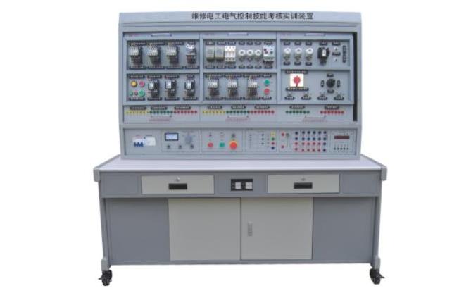 HKW- 81E型維修電工電氣控制技能實訓考核裝置