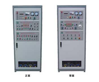 HKJC-KH1型機床電氣技能實訓考核鑒定裝置(柜式雙面、四合一、四種機床)