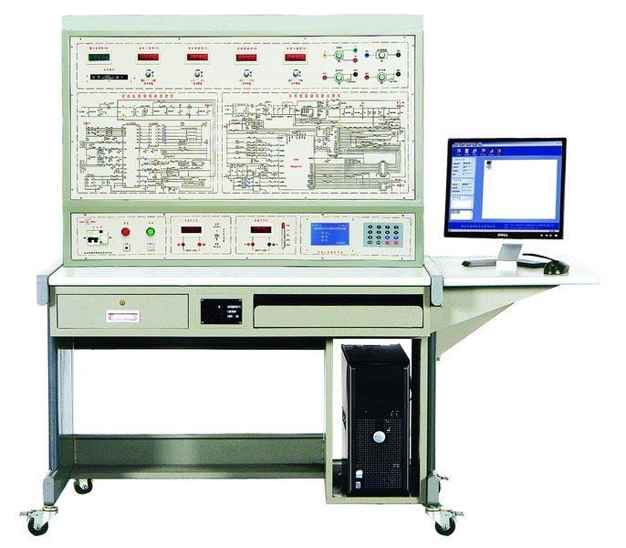 HKZL-9920GB型变频空调电气实训智能考核装置