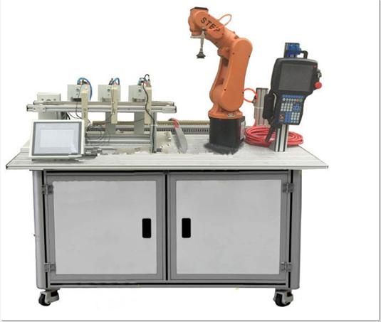HKAI-3工業機器人光機電一體化實速分揀實訓裝置