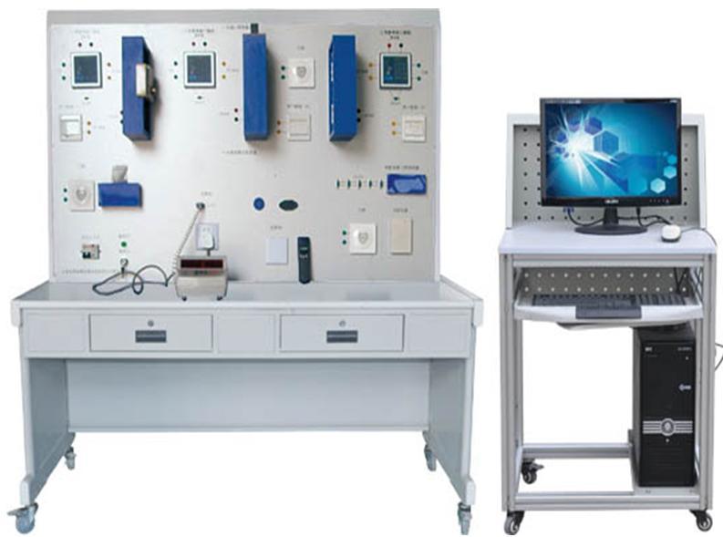 HKLY-02型在线及离线巡更系统实训装置