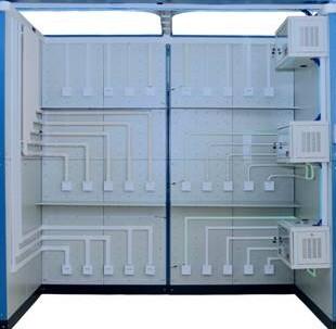 HKLY-LD1型弱电井中垂直工作区系统实训装置