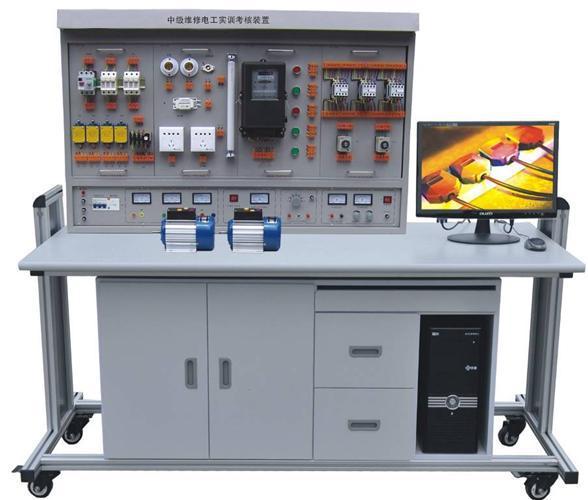 HKWX-273型中级维修电工实训考核装置_维修电工|维修电工实训考核装置