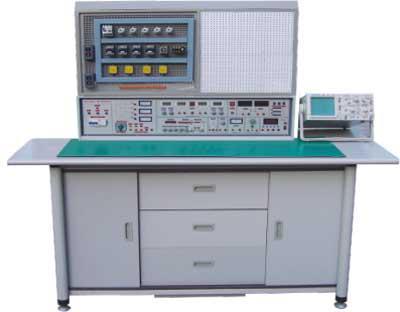 HKKL-951C通用电工、模电、数电、电拖实验与技能实训考核综合装置_电工实训设备厂家|电工电子技能实训考核装置