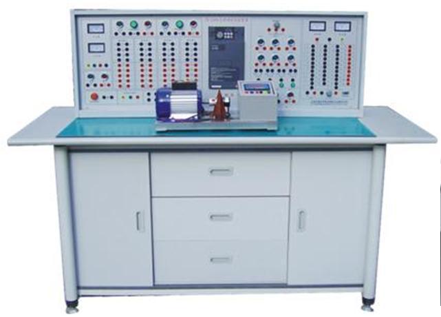 HKSP-12型变频调速实验装置_PLC实训台|PLC可编程及自动化实训装置