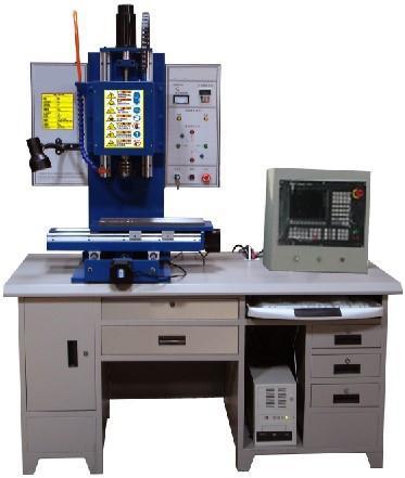 HKSK-01型小型数控铣床_数控机床维修实训|数控机床实训设备