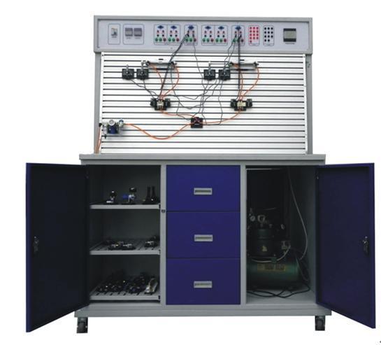 HK-ZH型气动PLC控制实验台_液压与气动传动|液压气动传动实训设备