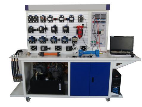 HKDZ-19S型电液比例伺服液压控制综合实验台_液压与气压传动|液压气动传动实训设备