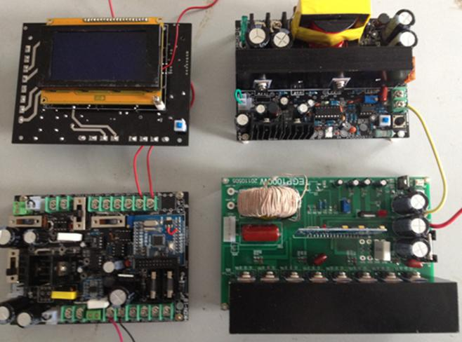 2,ad转换器实验 3,da转换器实验 4,rs485通信实验 5,升压电路实验 5