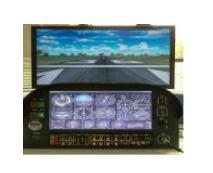 模拟飞行通用一体机_飞行模拟器软件_飞行训练器模拟机|汽车驾驶及飞行模拟器