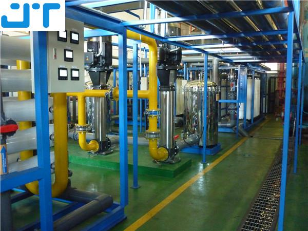 电力电厂水处理系统