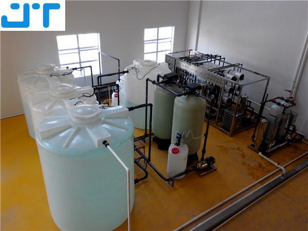 化工行业纯水设备