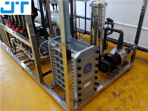 电子行业高纯水处理设备