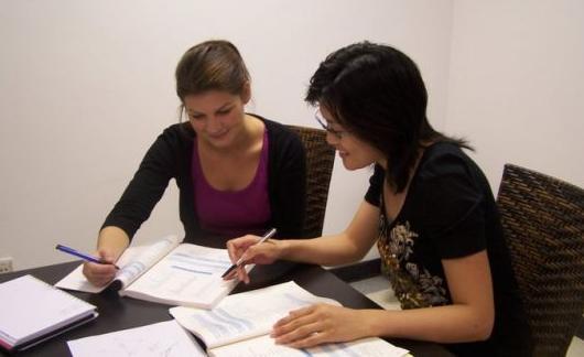 昆明大学生外教口语课程