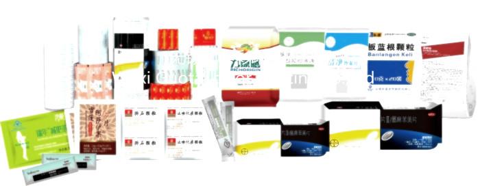 药品类包装