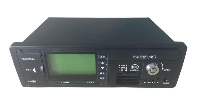 4G视频北斗双模行驶记录仪