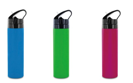 ECO Silicone Water Bottle