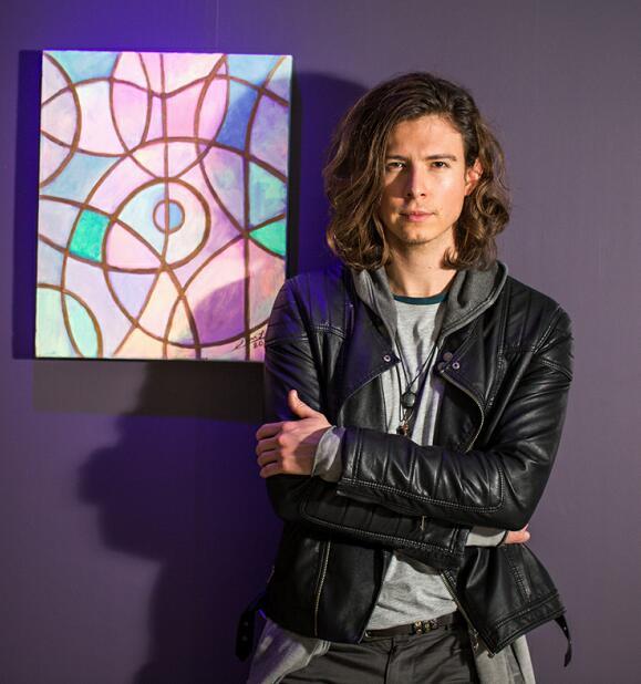 Ian Liska-The Guatemalan Artist 危地马拉艺术家伊恩·利斯卡