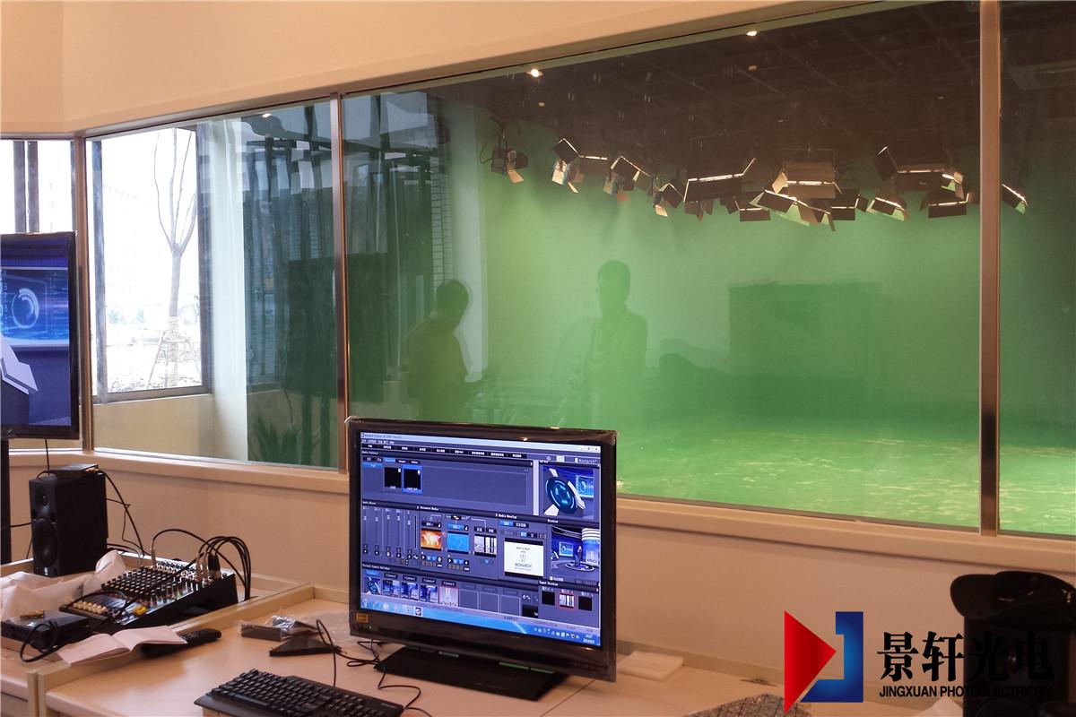 杭州天地小学虚拟演播室-2