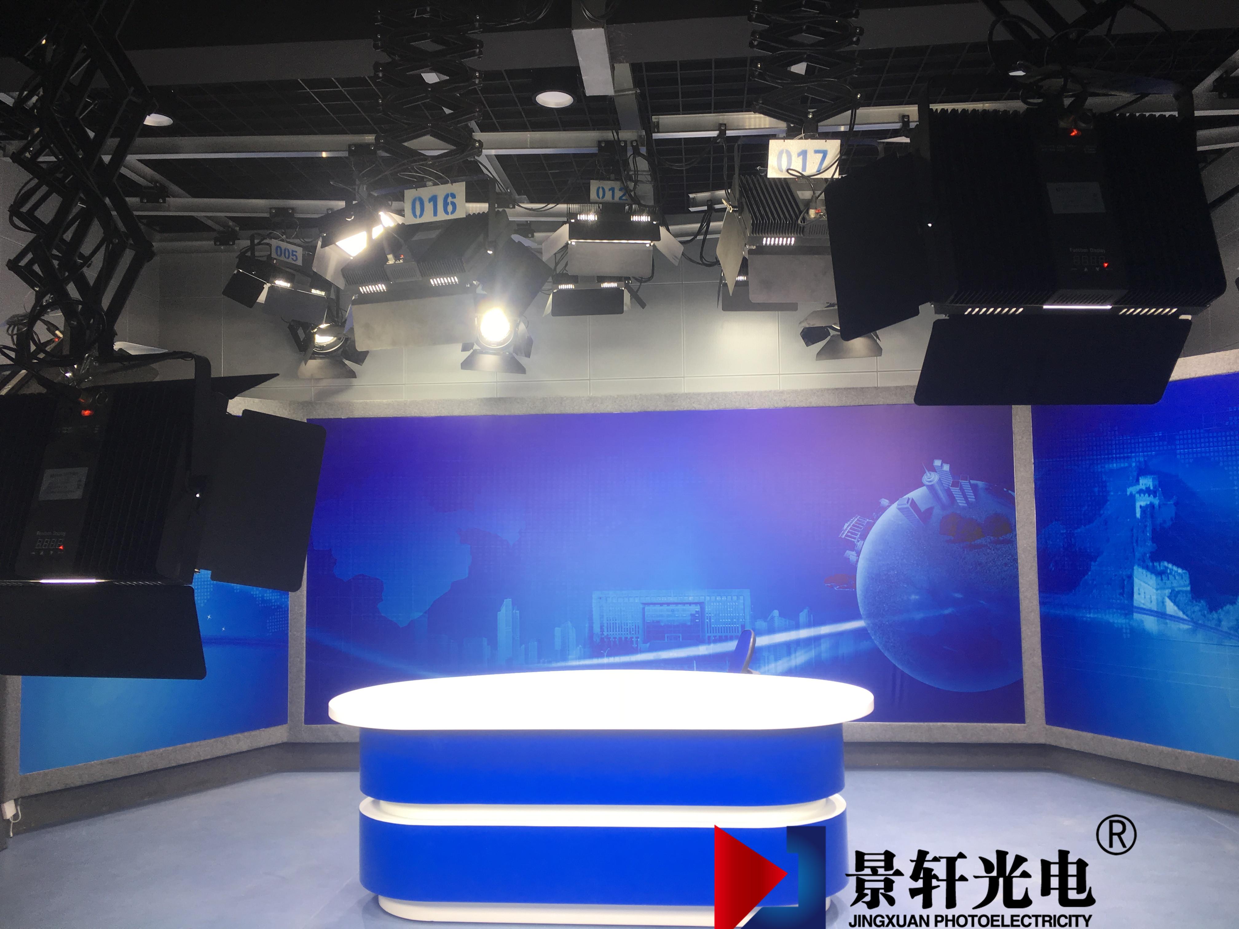 滁州市公安局新闻中心演播室1_副本