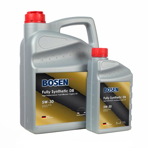 D8系列 全合成机油 5W-30