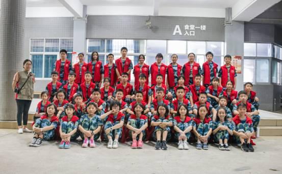 桥头中学、常平中学初中部学生来基地开展综合实践活动