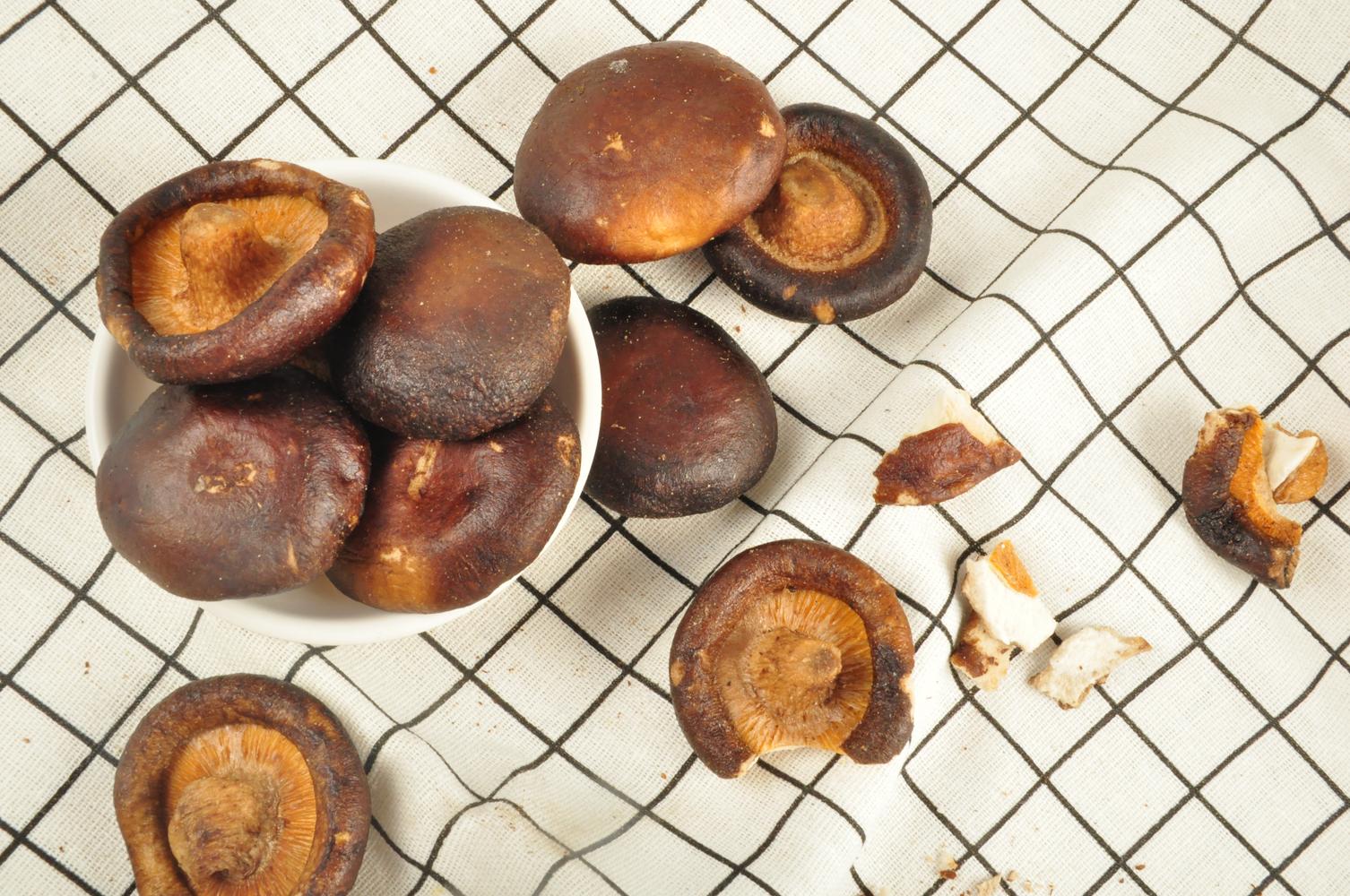 糖小山香菇脆