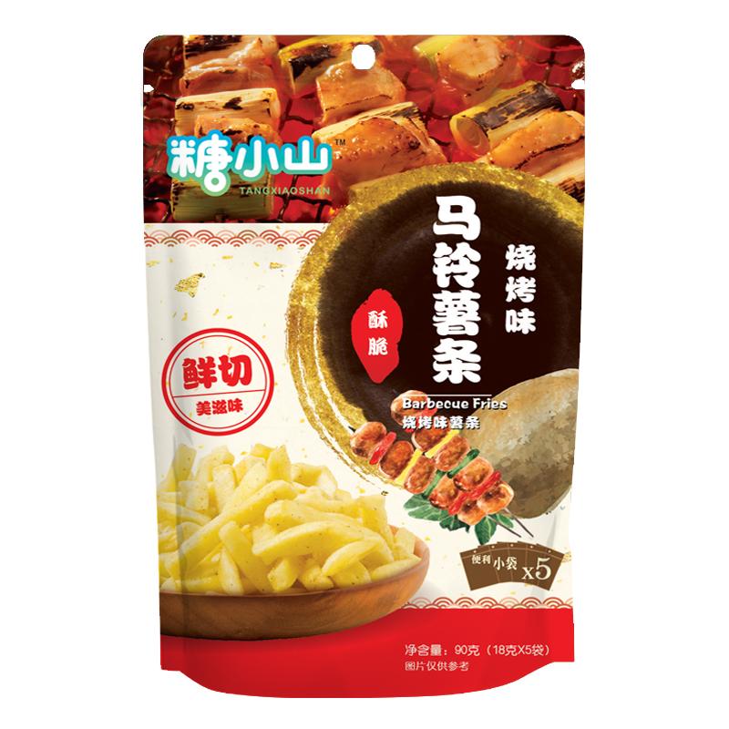 糖小山烧烤味马铃薯条50克/90克