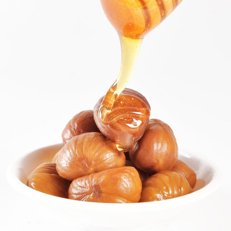 新品糖小山散稱蜂蜜栗仁