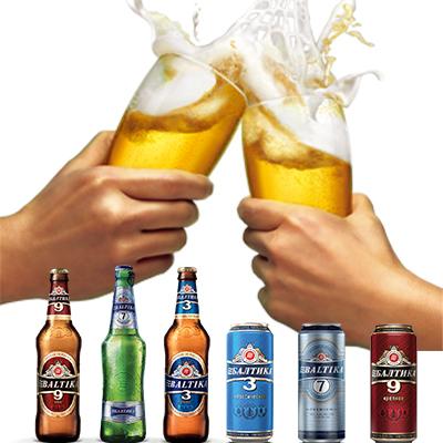 波罗的海系列精酿啤酒