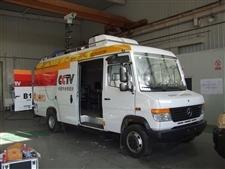 中央电视台B1转播车