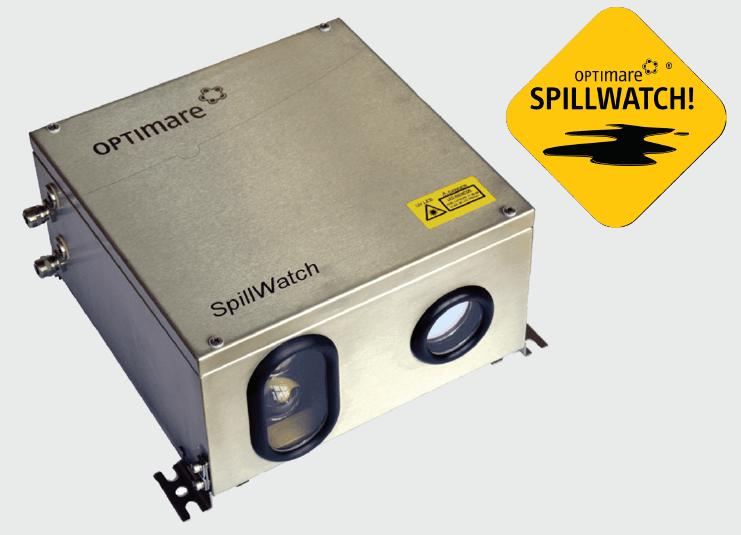 SpillWatch溢油探测器(防爆认证)
