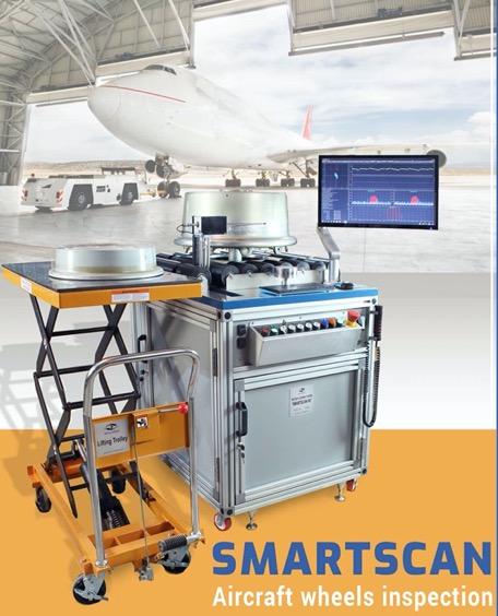 飞机轮毂检查系统SMARTSCAN