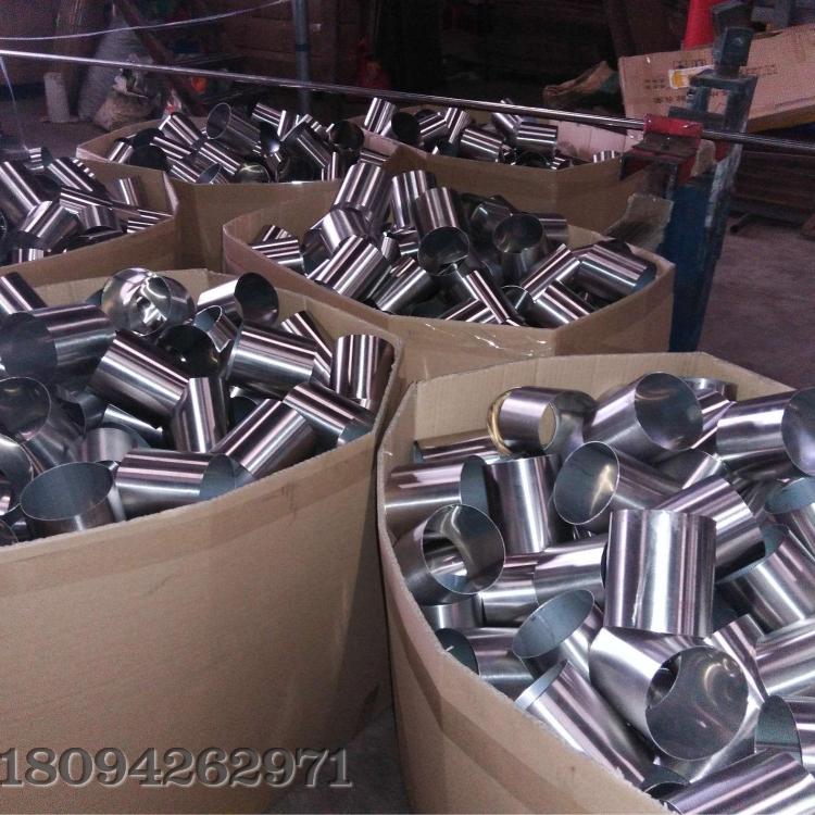 张家港不锈钢管焊接 无毛刺下料封口密封焊接加工制作服务销售 江苏州