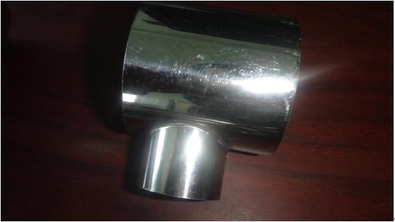 圆管多角度三通相贯线全自动激光焊接加工