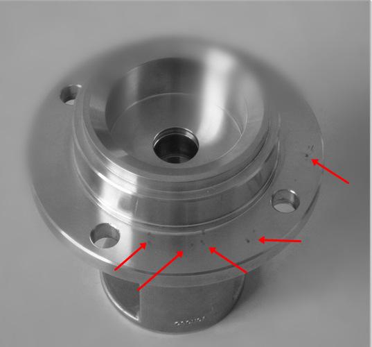 金属不锈钢浇铸件 砂眼气孔裂纹缺陷修补 激光焊修复加工