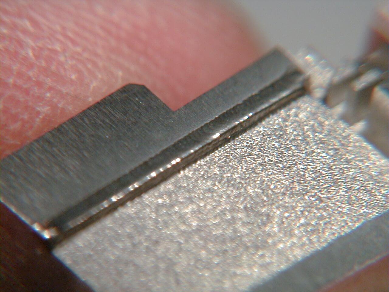 金属缺陷模具激光焊接修复