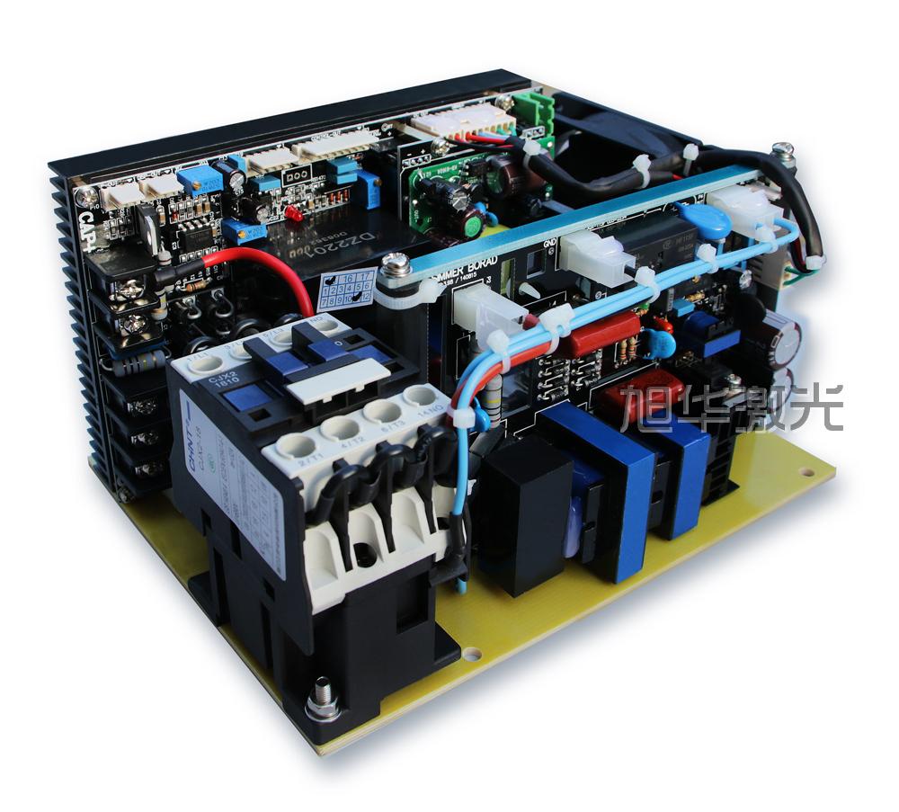 激光电源激光焊接电源工作原理及工作方法