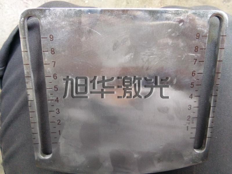 激光刻字加工  刻度线示意图案logo二维码加工 江苏州