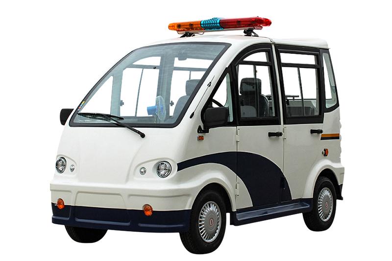 四座电动巡逻车TL04A