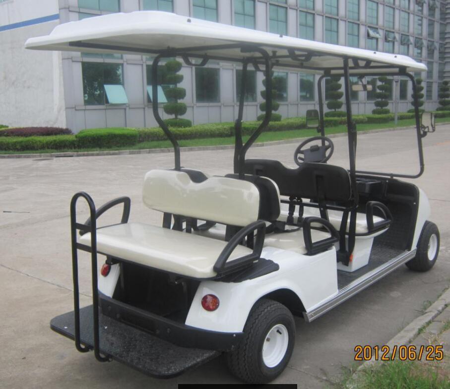 DG-C4+2高尔夫球场车