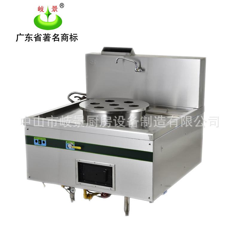 不锈钢单/双头蒸笼炉 厨具 多功能中式蒸炉 蒸包 蒸肠粉