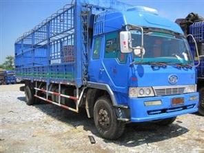 """""""惠州博罗货运公司提供9.6米高栏货车运输""""/"""