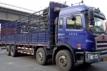 """""""惠州博罗旺邦鑫旺货运公司提供13米高栏直板货车运输""""/"""