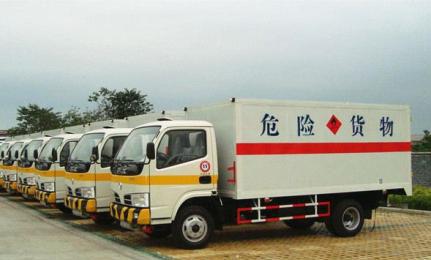 """""""惠州博罗旺邦鑫旺货运公司提供6.8米半厢式货车运输案例图""""/"""