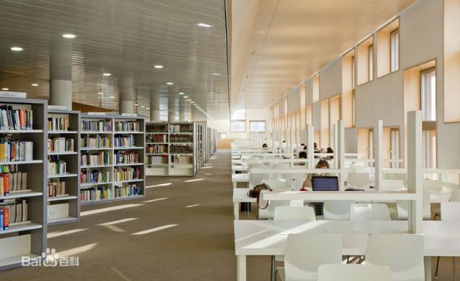 卡洛斯三世大学图书馆