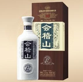 會稽山12年陳花雕酒